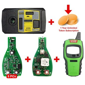 Xhorse VVDI MB BGA Tool Device Programmer with FREE 1 Year Unlimited...