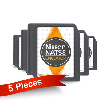 5 Pieces Of Nissan Infiniti X-Trail Almera Altima Skystar Sunny...