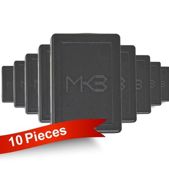 10 Pieces Of Mercedes ESL ELV Steering Lock Emulator for W204...