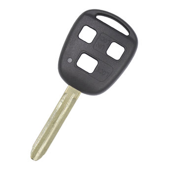 Toyota Remote Key Shell 3 Buttons TOY43 Blade High Quality