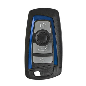 BMW FEM Smart Remote Key 4 Buttons 433MHz Blue Color