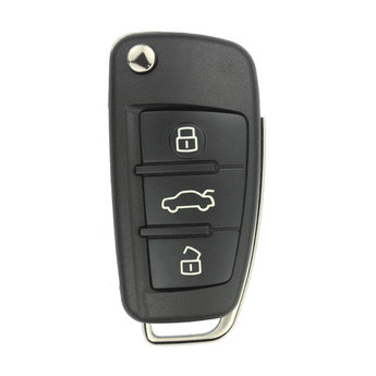 Audi A3 Remote Key 3 Buttons 433MHz