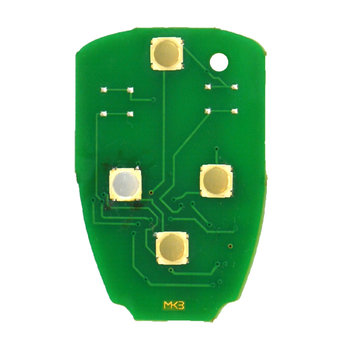 Jeep Dodge Chrysler Remote Key PCB 4 Buttons 315MHz PCF7941A...