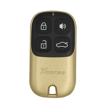 Xhorse VVDI Key Tool VVDI2 Wire Remote Key 4 Buttons Golden Type...