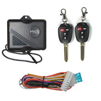 Keyless Entry System Toyota 3+1 Button Model DK204