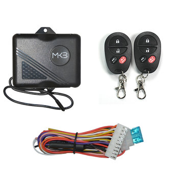 Keyless Entry System Toyota 3+1 Button Model NK325
