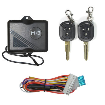 Keyless Entry System Chevrolet Optra 3 Buttons Model DK218