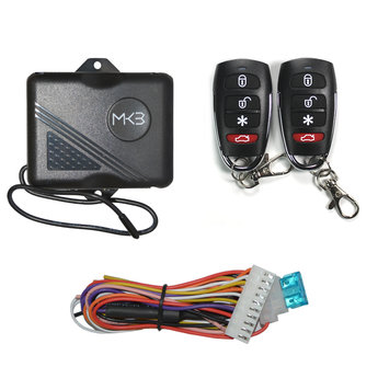 Keyless Entry System KIA 3+1 Model NK304