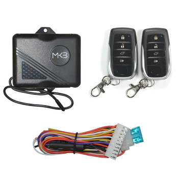 Keyless Entry System Toyota Smart 4 Buttons Model GR106