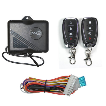 Keyless Entry System Chevrolet Smart 3+1 Button Model GR115