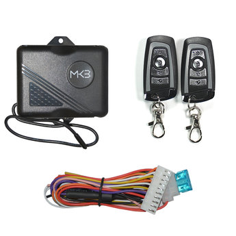 Keyless Entry System BMW CAS4 4 Buttons Model NK355