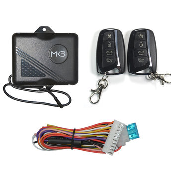 Keyless Entry System Hyundai Azera Smart 3+1 Button Model NK426B...