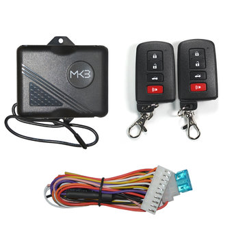 Keyless Entry System Toyota Smart 3+1 Button Model NK425