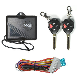 Keyless Entry System Toyota Warda 3+1 Button Model DK200