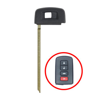 Toyota Smart Remote Key Remote Blade One Side Type