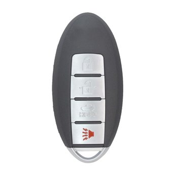 Infiniti Smart Remote Key Cover 4 Buttons Middle Battery