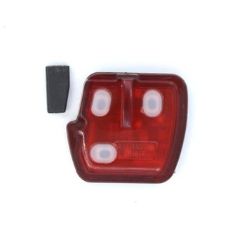 Mitsubishi Pajero 3 Buttons Remote Key Module 433MHz with Chip...