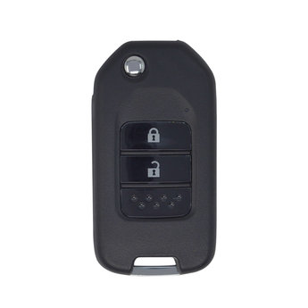 Honda 2 buttons Flip Remote Key Cover