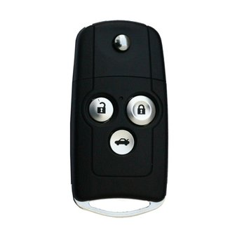 Honda Accord 2012 3 Buttons Flip Remote 433MHz