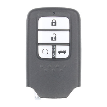 Honda Civic 2016 Genuine Smart Remote Key 4 buttons 433MHz 72147-TEX-M11...