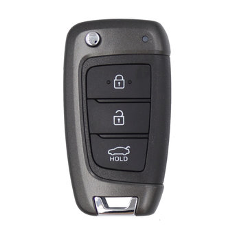Hyundai Accent 2018 Flip Remote Key 3 Buttons 433MHz 95430-H66...