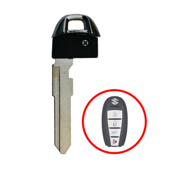 Suzuki  Blade For Smart Key Remote