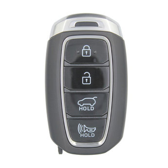 Hyundai Santa Fe 2019 Genuine 4 buttons 433 MHz Smart Remote...
