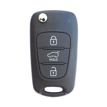 Kia Sorento 2012 Genuine 3 Buttons 433MHz Flip Remote Key with...