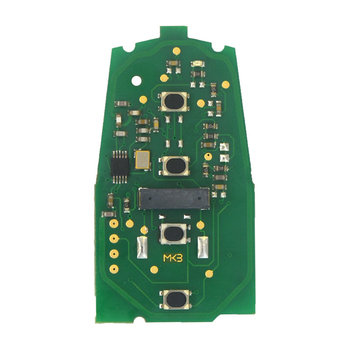 Hyundai KIA 4 Buttons 434MHz PCF7952 Smart Remote Key PCB Chip...