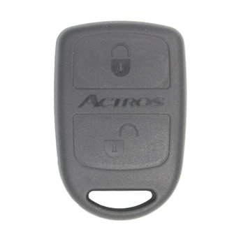 Mercedes Actros Key 2 Buttons Remote Cover
