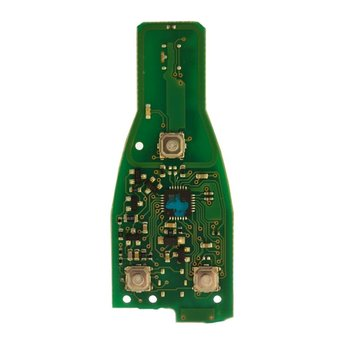 Mercedes Board 3 Buttons 315MHz Or 433MHz Remote Chrome