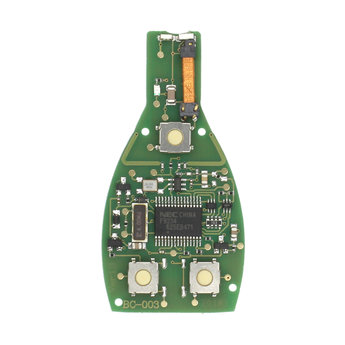Mercedes BE BGA 3 Buttons 433MHz Remote Key PCB