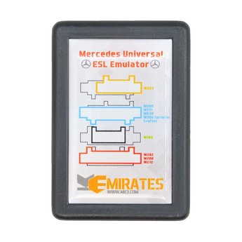 MK3 Mercedes Benz Universal ESL ELV Steering Lock Emulator for...