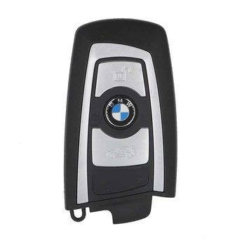 BMW FEM Smart Remote Key 3 Buttons 433MHz Silver Line