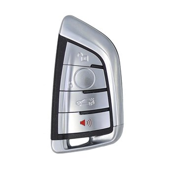 BMW F-Series Knife Type Smart Key Shell 3+1 Button