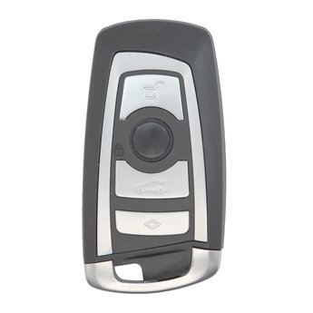 BMW CAS4 4 Buttons Smart Remote Key Cover