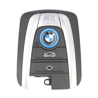 BMW FEM Original 4 Buttons 315MHz Smart Remote Key SUV Trunk