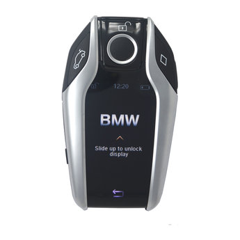 BMW 750 Genuine 5 Buttons 433MHz Smart Remote Key with screen...