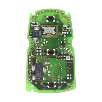 BMW CAS3 3 Buttons 315MHz Proximity Remote PCB