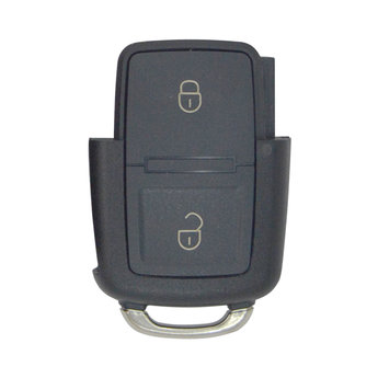 VW 2 buttons Remote Key Cover with Out Header