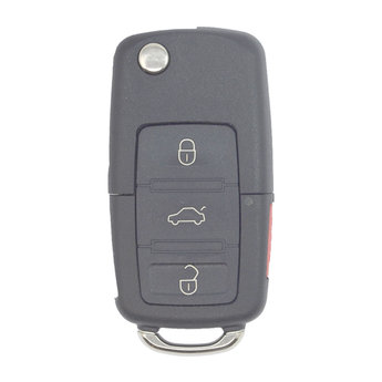 VW 4 Buttons Remote Key Cover