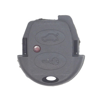 VW 2 Buttons Remote Key Cover  Old Type