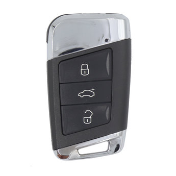 VW Passat B8 Smart Key Fobik Keyless Type 3 Buttons 433MHz