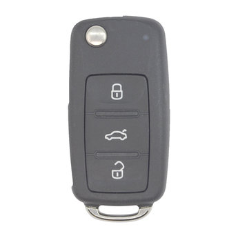 VW Genuine 3 buttons 433MHz Flip Smart Key Remote