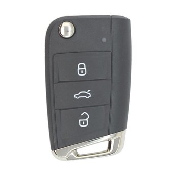 VW MQB BG New Type 3 buttons 433MHz Flip Remote Unlocked Like...
