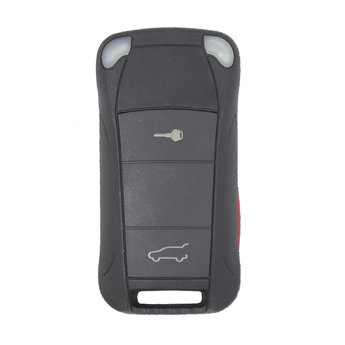 Porsche Flip Remote Key Shell 2+1 Button