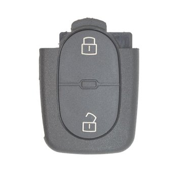 Audi 2 buttons Remote Key Cover with Big Battery Holder