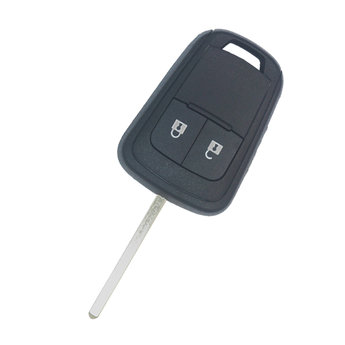 Chevrolet 2 buttons Remote Key Cover Non Flip