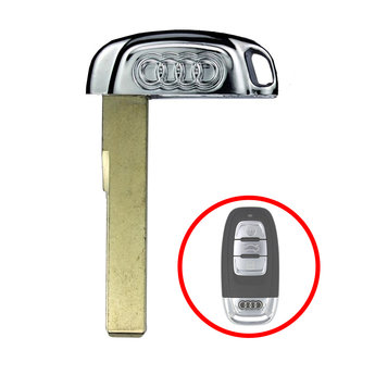 Audi Emergency blade For Smart Remote Key
