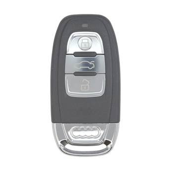 Audi 3 buttons 433MHz Non-Proximity Type Remote